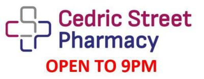 Cedric Street Pharmacy